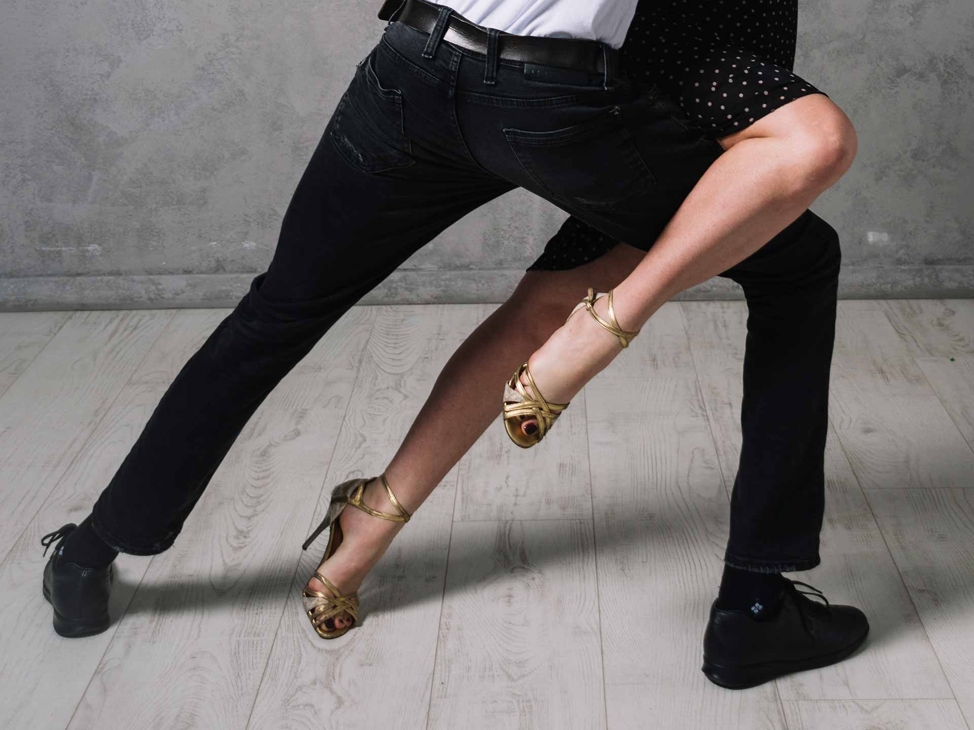 Lessons of Tango Argentino