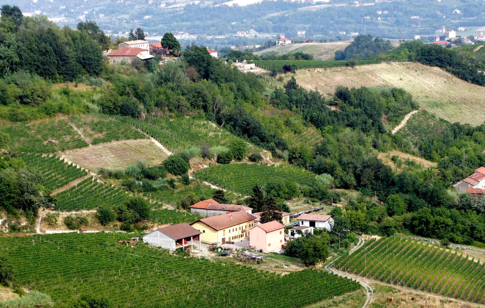 Casa Re in Montabone im Piemont in Italien