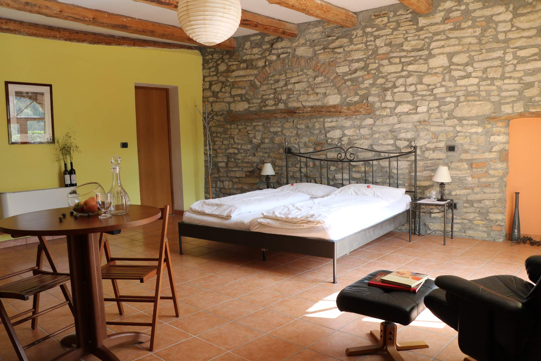 Casa Re, Piemonte - Doppelzimmer | double room | camera per due