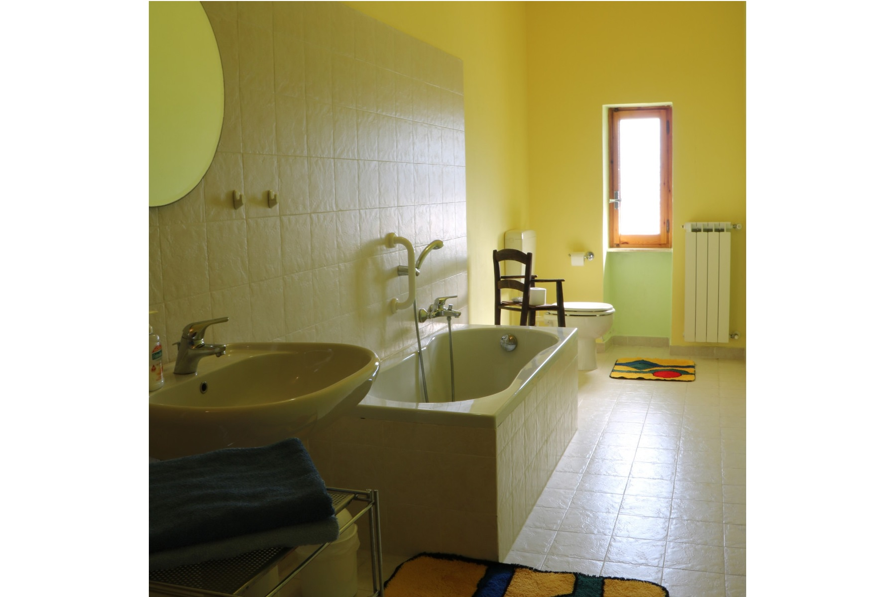 Casa Re, Piemonte - Badezimmer im Apartment Mama | Bathroom in apartment Mama | Stanza da bagno in appartamento Mama