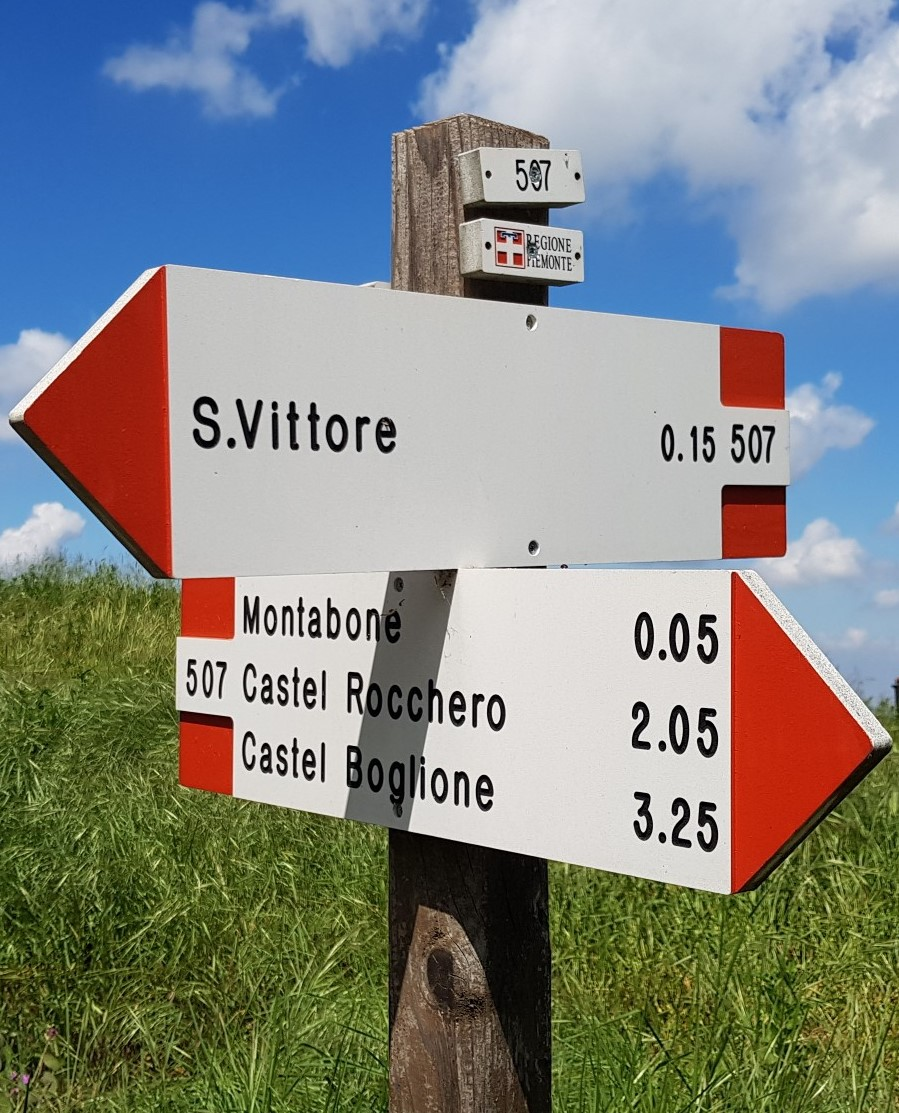 Wanderwege Piemont | Hiking Trails Piedmont | Sentieri escursionistici in Piemonte